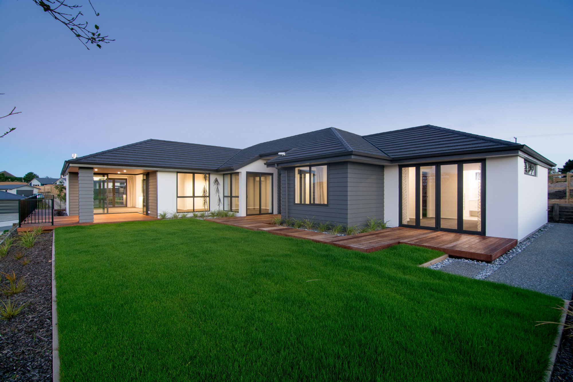 Can building your new home be easy homes by orange for New home packages